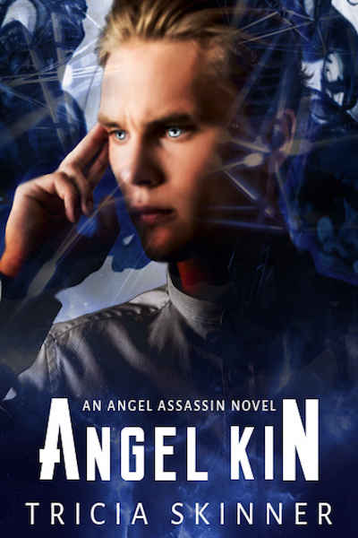 Angel Kin (Angel Assassins Series) by Tricia Skinner